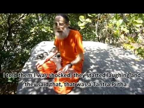 Tantra Piithas (meditation hotspots) in Ananda Nagar, India -- Ananda Marga Yoga
