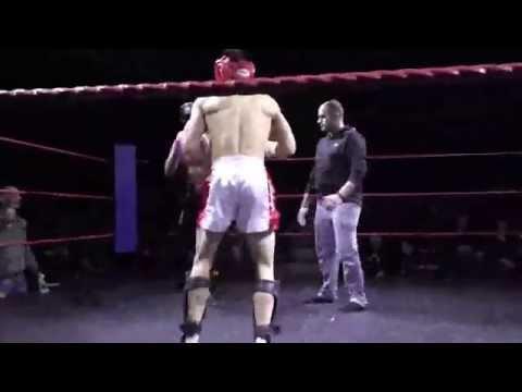 Battle Arts Kickboxing Demo 1