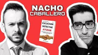 ✍ Storytelling, ventas y emprendimiento, con Nacho Caballero