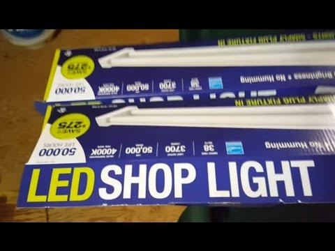 Led Shop: Led Utility Shop Light