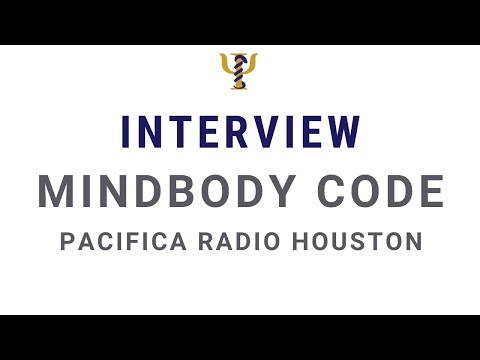 Dr. Mario Martinez discusses The Mind Body Code