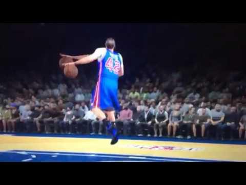 Slam Dunk Contest #1