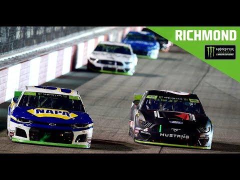 Full Race: Federated Auto Parts 400   NASCAR At Richmond Raceway