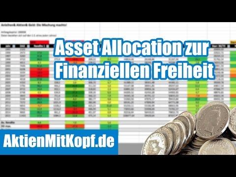 Mit Asset Allocation zur Finanziellen Freiheit - Teil 4/7