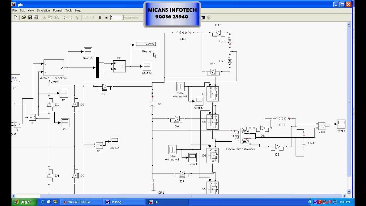 Singleto 3phase Power Conversion