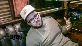 Andy Mineo - CRAZY TOUR STORIES Ep. 391