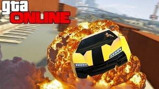 GTA 5 Online (Гонки) - Битва скорости! #80