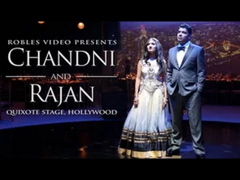 Chandni Balsara and Rajan Patel  Cinematic Hindu Highlights Gujarati
