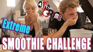 Extreme Smoothie Challenge vs. ApeCrime Andre
