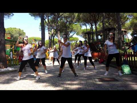 flash mob addio al nubilato al cavallino matto !