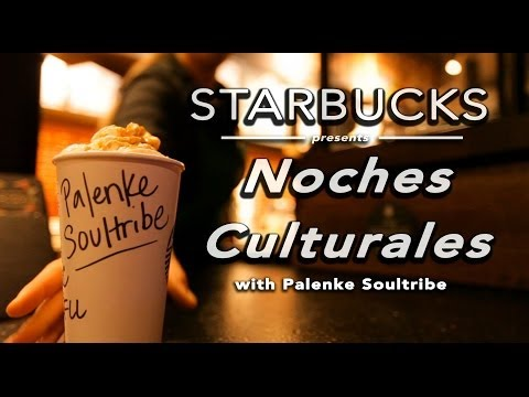"""Starbucks presents """"Noches Culturales with Palenke Soultribe"""""""