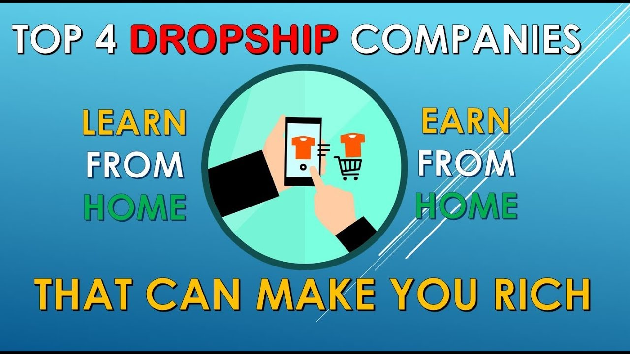 Top 4 Dropshipping Companies in India To Earn In Lacs Every Month