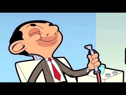 ᴴᴰ Mr. Bean Cartoon Collection