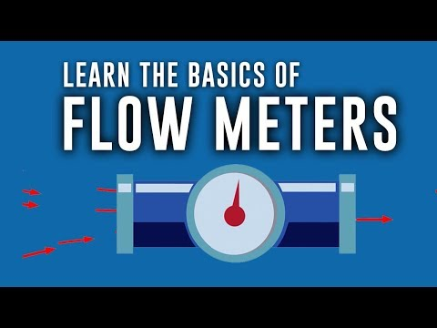 What Is A Flow Meter And How Does It Work? Explained