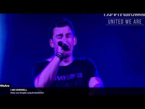 Explode vs. Faded vs. Rocket (Hardwell Mashup) Festival 2016
