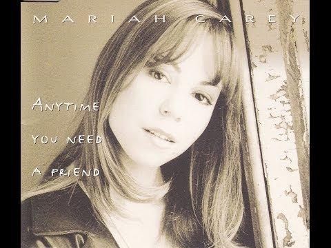 Mariah CareyAnytime You Need a Friend C&C Club Mix