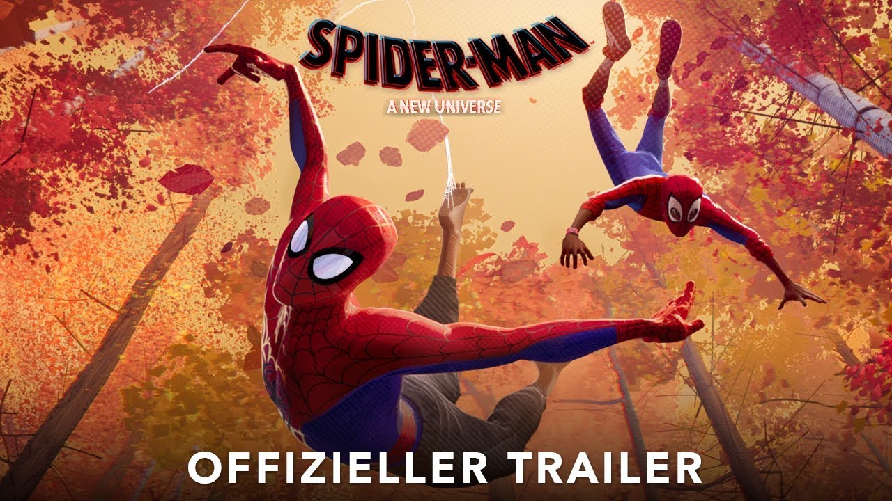 SPIDER-MAN: A NEW UNIVERSE - Trailer #1 - Ab 13.12.18 im Kino!