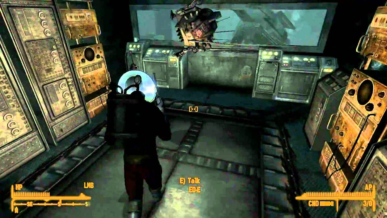 Space Suit and Ship - Fallout New Vegas - YouTube