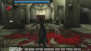 BloodRayne 2 -Selene from Underworld (mod)