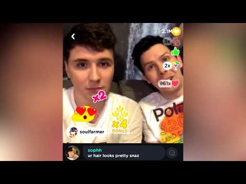 Dan & Phil - Rize Liveshow (August 7th 2018)