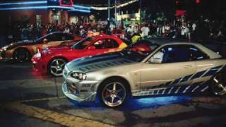 The Fast And The Furious (Tokyo Drift) Soundtrack -   Grits - (My Life Be Like)