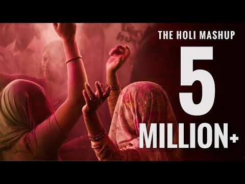 The Holi Mashup | Dj Song 2018 | Lokesh Gurjar | Gurmeet Bhadana | Desi King | YC Gujjar
