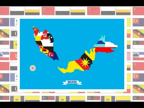 Guess the State Flag and Federal Territory Flag of Malaysia