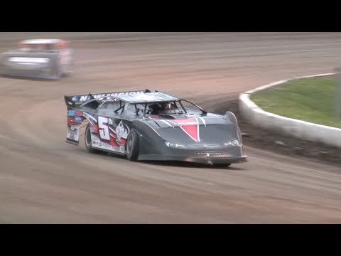 Late Models - Volusia Speedway Park 4-2-16