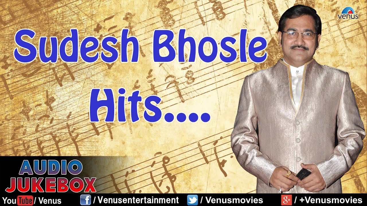 Sudesh Bhosle Hits : Super Hit Bollywood Songs || Audio Jukebox