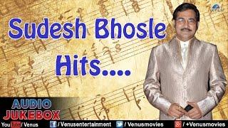 Sudesh Bhosle Hits : Super Hit Bollywood Songs || Audio Jukebox