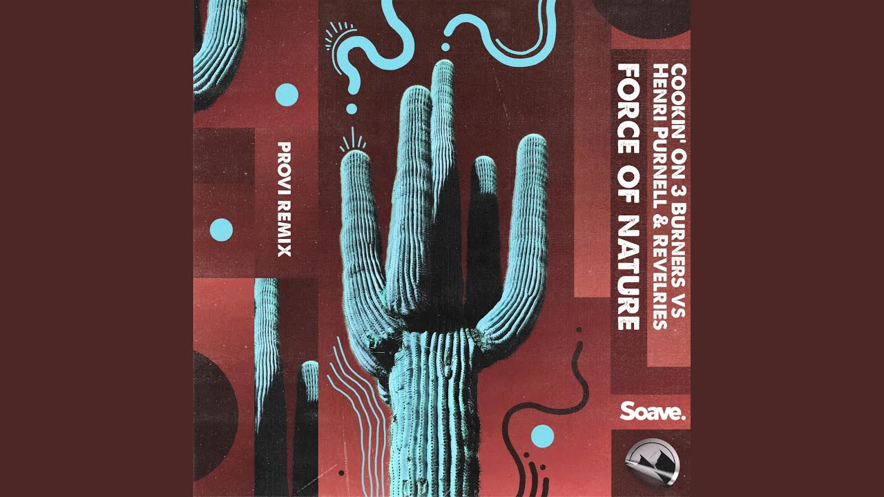 Cookin' On 3 Burners, Henri Purnell, Revelries - Force of Nature (Provi Remix) (Extended Versio