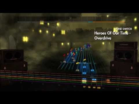 Dragonforce - Heroes Of Our Time (Lead) Rocksmith 2014 CDLC