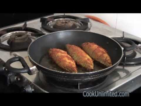 Mackerel / Bangda Fish Fry - YouTube