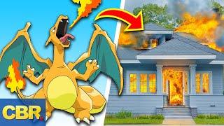 Pokemon That Would Make Great Housepets