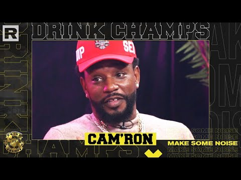 Cam'ron On Dipset, Roc-A-Fella, His Career, Past Issues With JAY-Z and Nas & More | Drink Champs