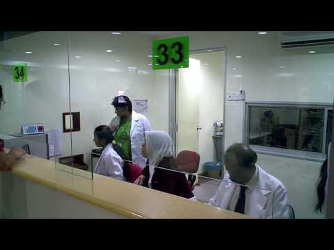 Tun Hussein Onn National Eye Hospital in Kuala Lumpur