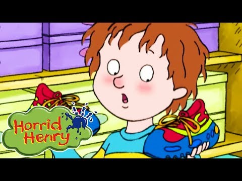 Horrid Henry - Henry and Peter Go Shopping | Cartoons For Ch