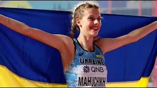 """Магучих - 2.04! """"Боже мой!"""" Олимпийскую чемпионку Рут Бейтиа шокировал прыжок 18-летней украинки"""