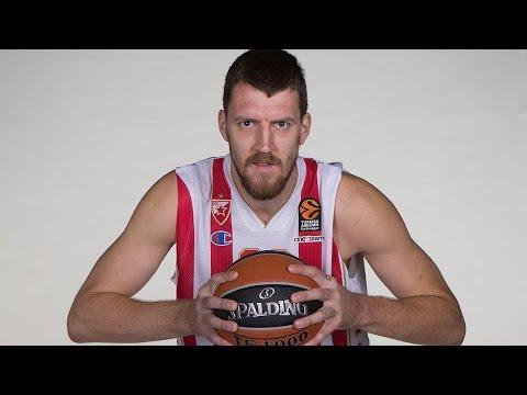 Oscar Mayer Block of the Night: Ognjen Kuzmic, Crvena Zvezda mts Belgrade