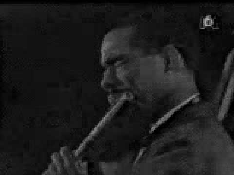 Eric Dolphy flute solo