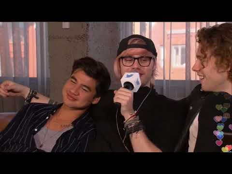 5sos Answering Would You Rather Questions