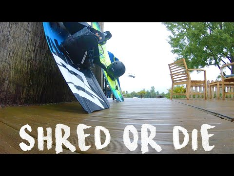 HOW TO SHRED - WAKEBOARDING & WAKESKATE | S01 EP02 - SHREDDER SUR SARTHE