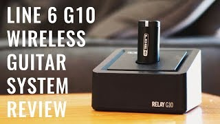 Line 6 G10 Review (with Guitar Samples)