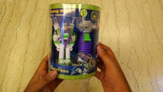 Buzz Lightyear Flying Toy | Flying Buzz Toy (Buzz Volant) Unboxing and Review