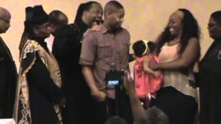 Unity Fellowship Church Ordination Sunday 2012 Pt. 2