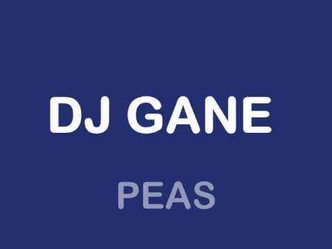 DJ GaNe peas