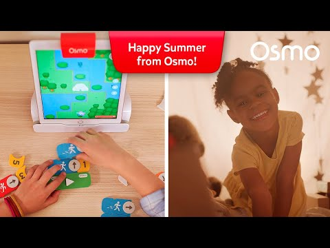 School's Out! Happy Summer from Osmo -  Award-Winning Educational Games System for iPad
