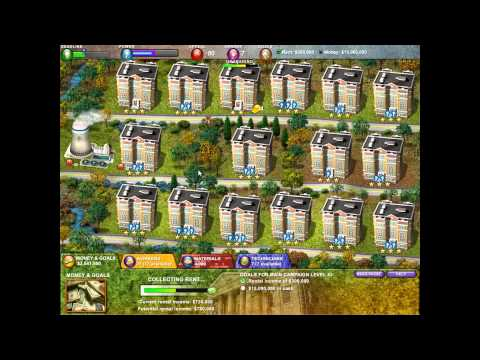 Build A Lot 4 - Main Campaign Levels 41 - 45 - Walkthrough Gameplay