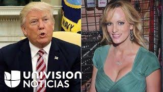 Abogado de Trump pagó 130,000 dólares a una actriz porno por su silencio sobre un encuentro sexual