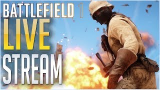 NEW BATTLE FIELD 1 LIVESTREAM FUN GAME!!!!!